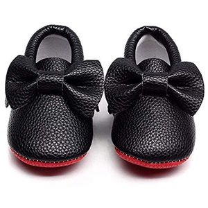 PU Leather Newborn Baby Shoes Girl 0-3 months